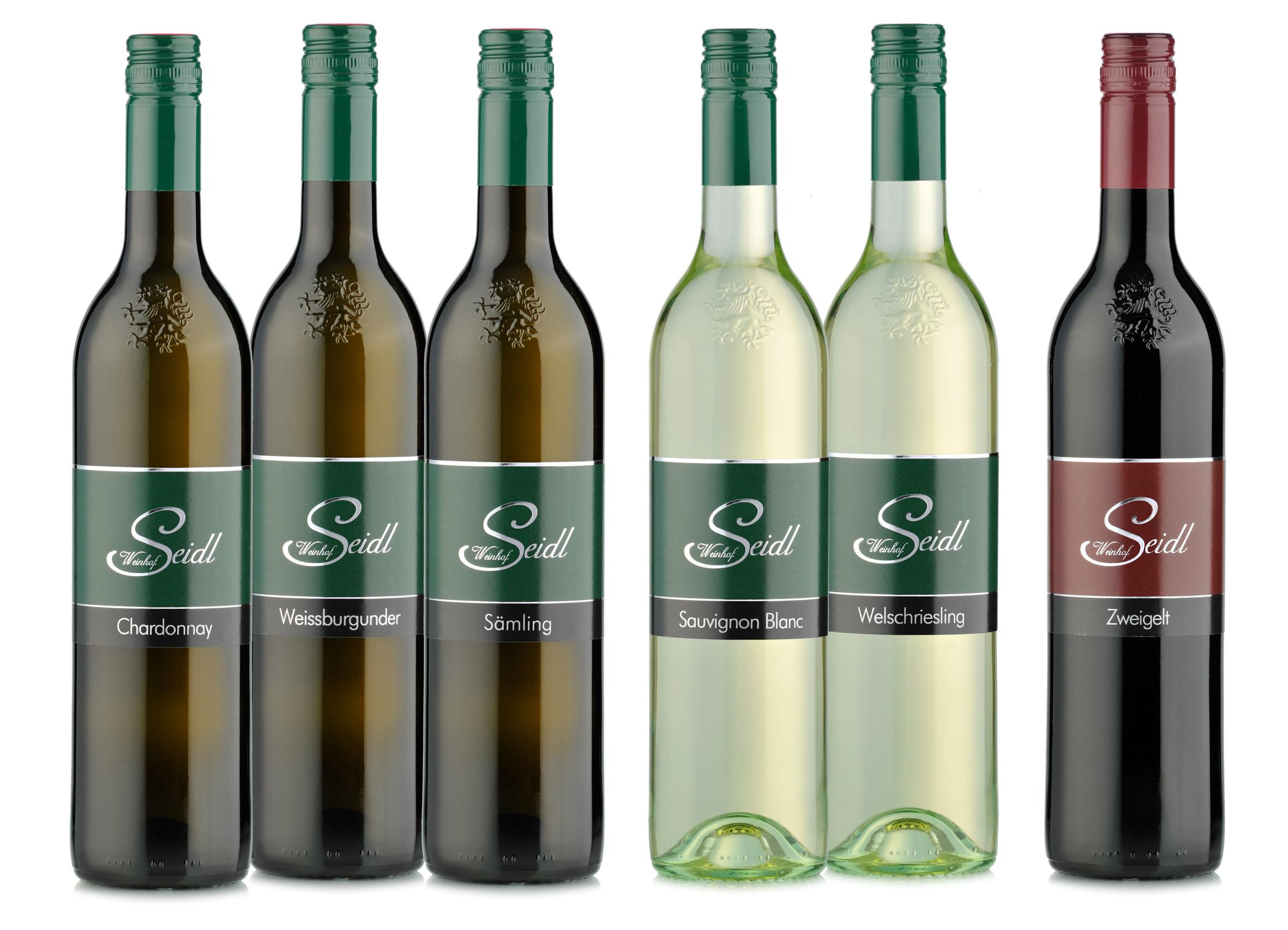 Weintour der Sinne - Probierpaket