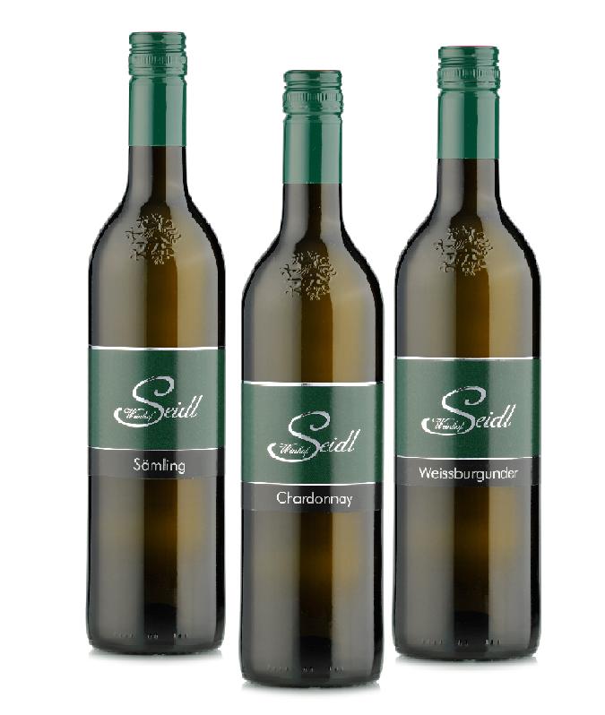 Weintour der Sinne - Burgunder Paket